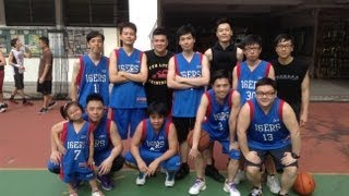 2013/06/08 林護舊生籃球賽 - Game 1 (1st Quarter)