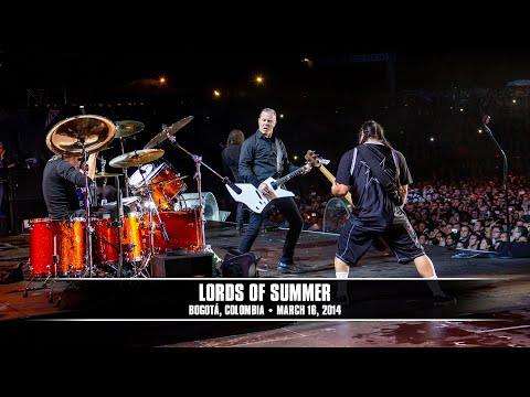 Metallica: Lords Of Summer (metontour - Bogotá, Colombia - 2014) video