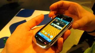 Nokia C7 Hands-on