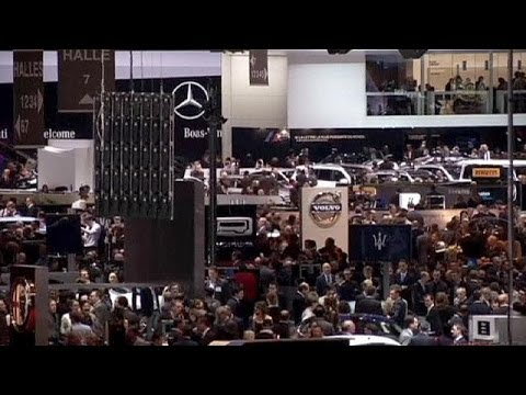 Car sales rise again as European economies recover - economy