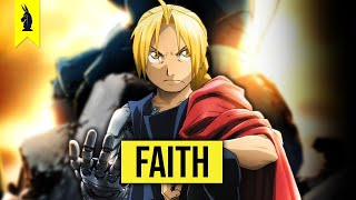 The Philosophy of Fullmetal Alchemist: Brotherhood ? Wisecrack Edition