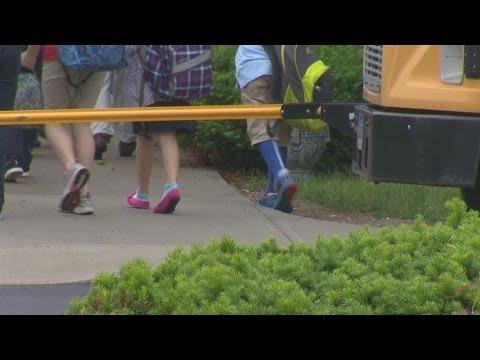 Boy brings grenade to Stratford school - 06/10/2014