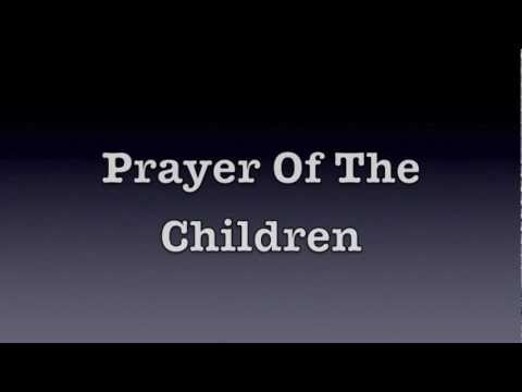 Prayer Of The Children - Three Dog Night