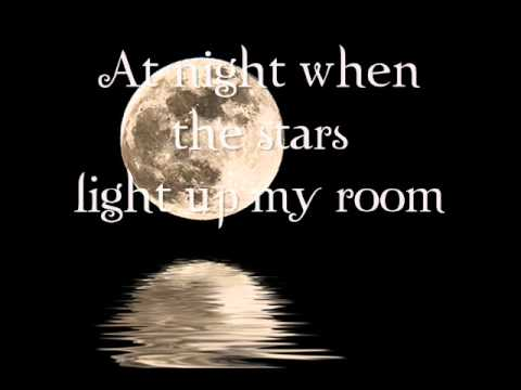 Talking To The Moon Lyrics. video