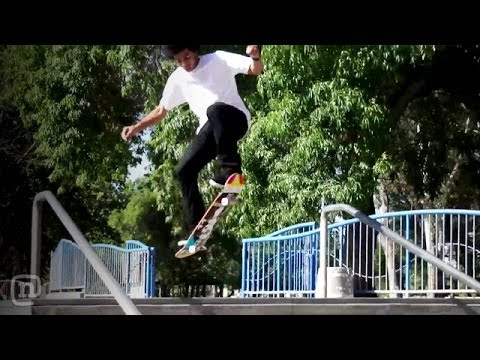 What's up With Skateboarder Kevin Romar: NKA Project
