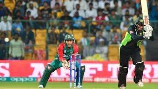 Australia vs Bangladesh, T20 World Cup: Austraila won by 3 wickets