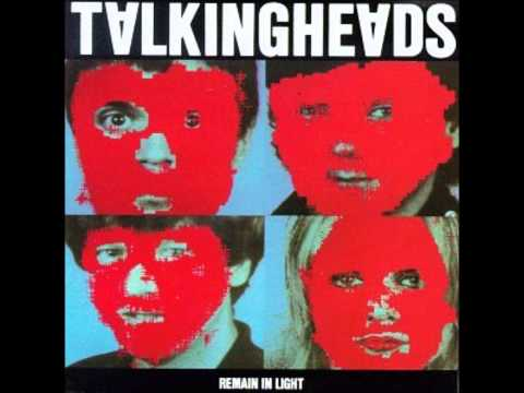 Talking Heads - Born Under Punches The Heat Goes On