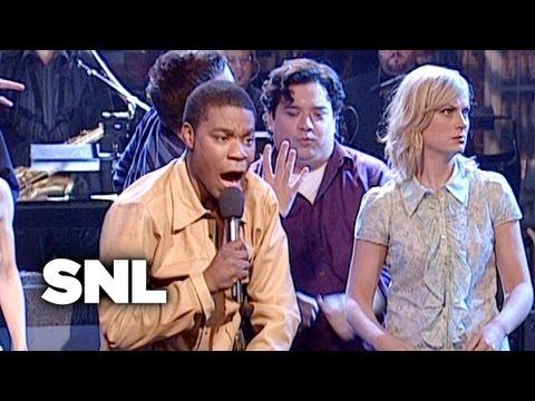 Brittany Murphy Monologue - Saturday Night Live