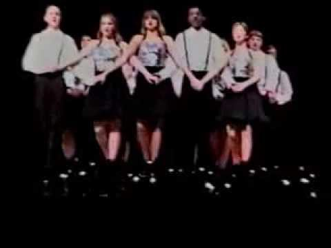 Cabell Midland High School Show Choir Christmas Performances 1998