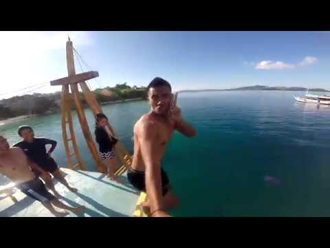 Indahnya Indonesiaku Pharrell Williams Happy Komodo Island Indonesia