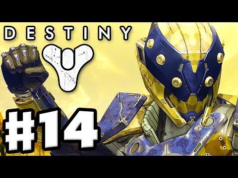 Destiny - Gameplay Walkthrough Part 14 - Patrol Venus! (PS4, Xbox One)