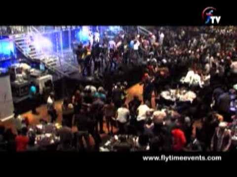 Psquare Invasion Concert All Stars video