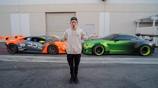 I'M BUYING A TWIN TURBO LAMBORGHINI!! Ft. DDE