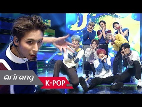 Download Simply K-Pop Simply's Spotlight ATEEZ에이티즈 _ ILLUSION + WAVE  _ Ep.366 _ 061419 Mp4 baru