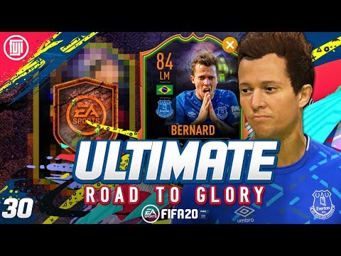 INSANE SCREAM CARDS!!! ULTIMATE RTG #30 - FIFA 20 Ultimate Team Road to Glory