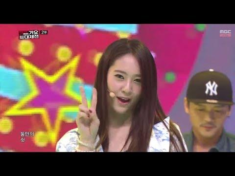 [가요대제전] F(x) - Rum Pum Pum Pum, 에프엑스 - 첫 사랑니, Kmf 20131231 video