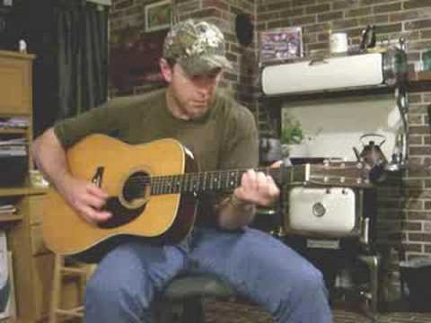 Cover Merle Haggard-Farmers Daughter -Cover by Allan Spinney