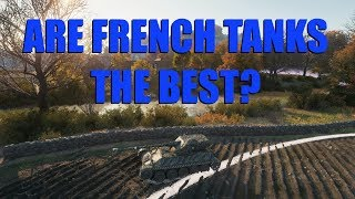 WOT - Are French Tanks The Best? | #WorldofTanks