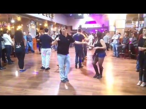Cuban Salsa Master level class in Havana Club - Tel Aviv 24/1/16
