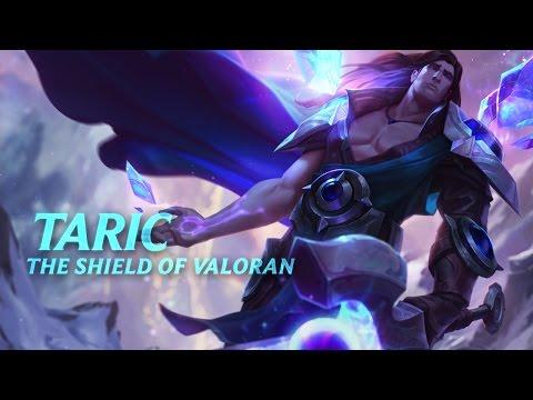 Taric Champion Spotlight - League Of Legends