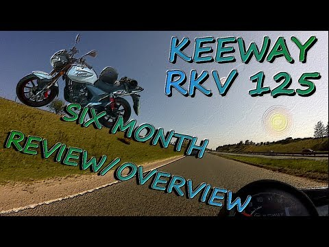 Keeway RKV 125 Six Month Review/Overview
