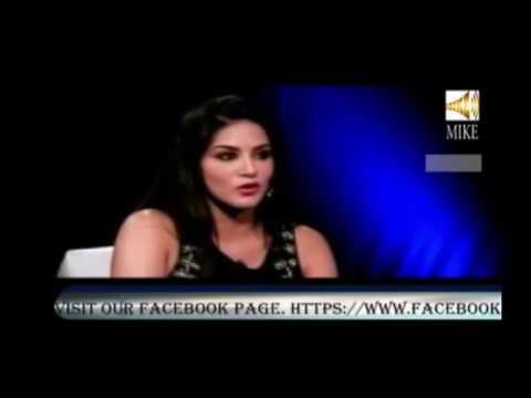 Sunny Leone For The First Time In Bangladesh video