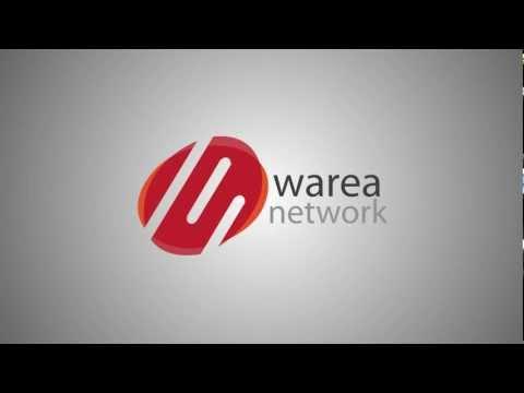 Logo Warea Network Animated