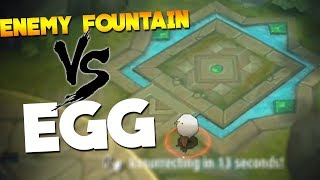 What Happens To Digger in Enemy Fountain? Mobile Legends
