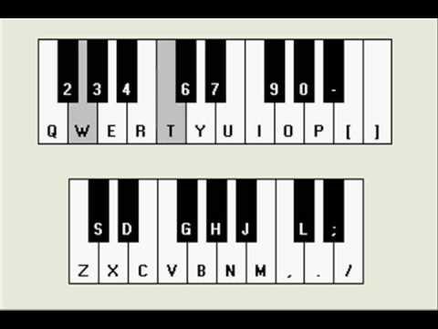 Overworld - Super Mario Bros. 2 (Piano) - Free Piano Sheet ...