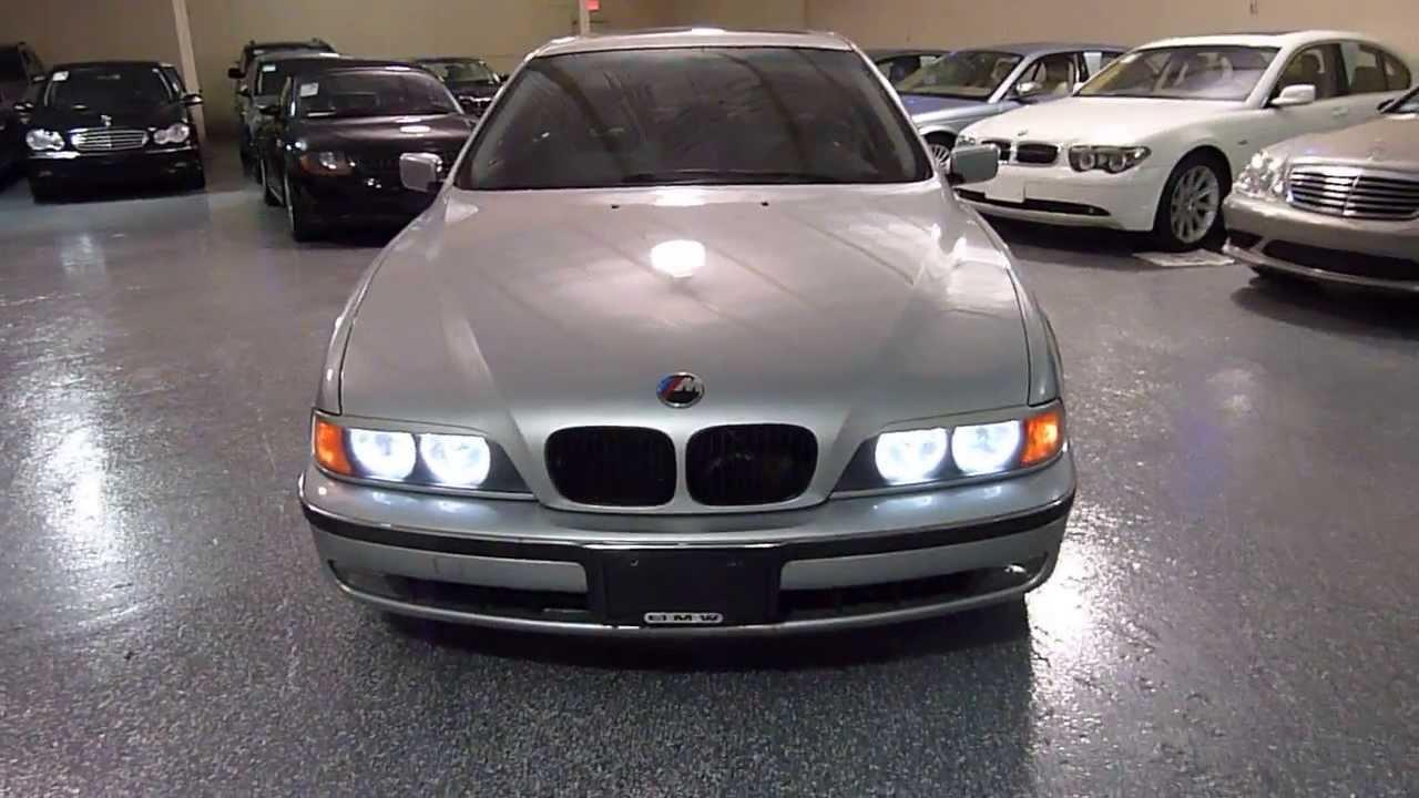 1997 BMW 528I 4dr Sedan Auto SOLD (#2247) - YouTube