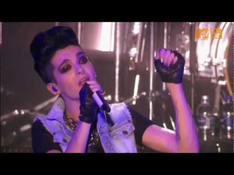 Zoom Into Me - Mtv World Stage Malaysia Tokio Hotel video