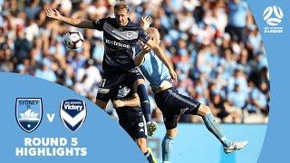Hyundai A-League 2018/19 Round 5: Sydney FC 1 - 2 Melbourne Victory Highlights