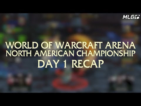 World of Warcraft North American Championship Day 1 Recap!