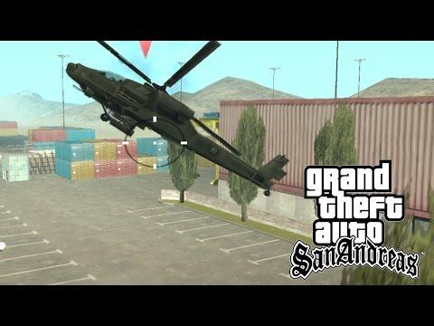 GTA San Andreas Pilotando um Cargo Bob Parte #46