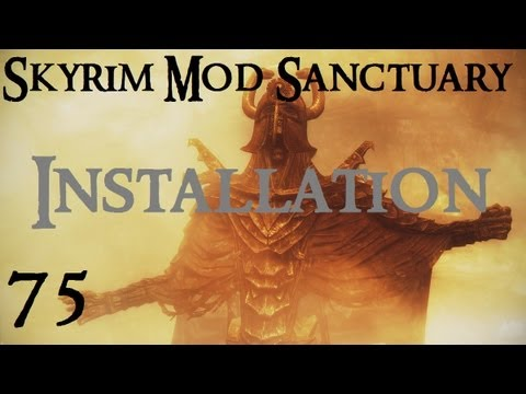 Skyrim Mod Sanctuary 75: Getting CONAN Hyborian Age working with SkyRe