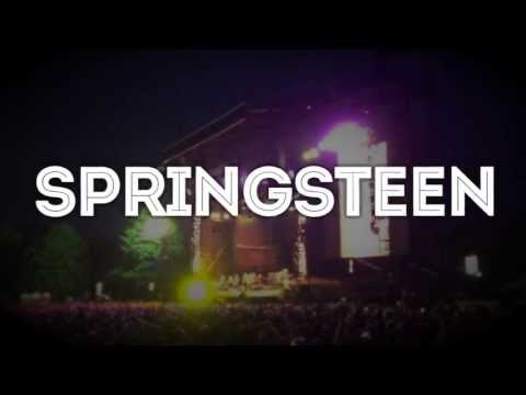 Bruce Springsteen - Nijmegen - Twist & Shout (60.000 people and rain :) MultiCam