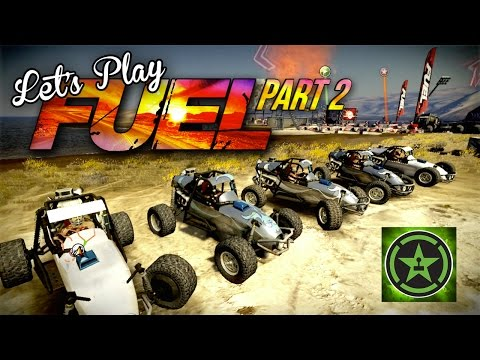 Let's Play - Fuel Part 2