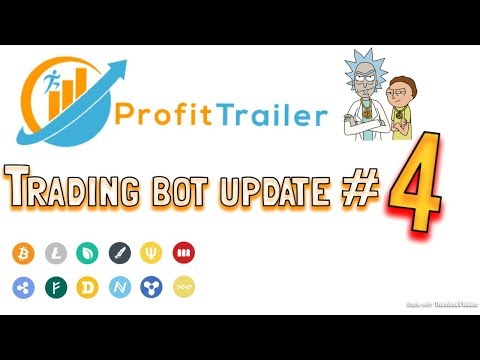 New Settings .9% Day - Profit Trailer Trading Bot - Update 6