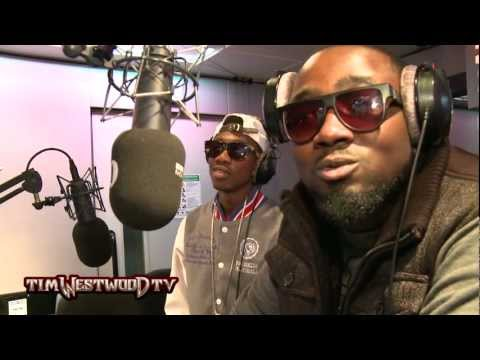 Westwood – Ice Prince 'Superstar' BBC 1xtra Interview | Afro Beats
