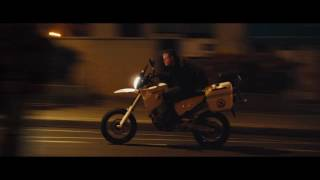 "Jason Bourne Movie Clip ""Bourne Steals Motorcycle"" - Matt Damon"