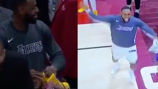 LeBron James SLAMMED For Being DISRESPECTFUL & Not Having Shoes On! Reason Why He Didn't REVEALED!