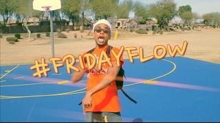 """Ali Tomineek - World Famous #FRIDAYFLOW """"Let's Go!"""""""
