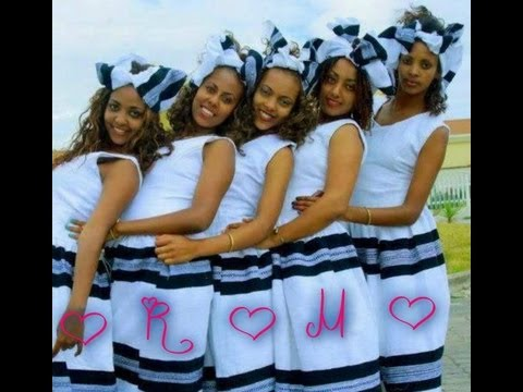 The Most Beautiful girl in world Are Oromo Girls, Oromia music Rap and R&B 2011