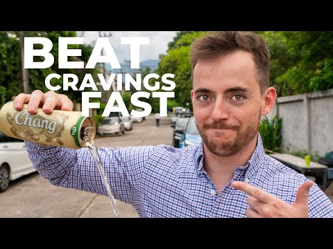 How To Stop Alcohol Cravings In 5 Seconds