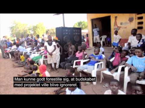 Sport as a tool for development - DGI projekt Ghana