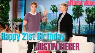 Happy 21st birthday Justin Bieber: from Russia and all world
