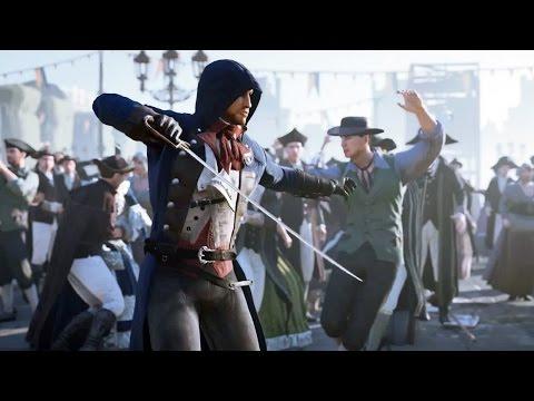 Assassin's Creed Unity Trailer de Lancement VF