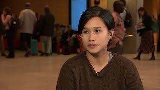 Typhoon Haiyan Survivor: Fossil Fuel Companies Killed My Family by Hastening Climate Change