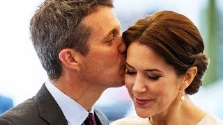 Princess Mary and Prince Frederik Love Story