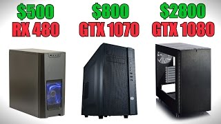 Gaming PC Builds for June - 2016
